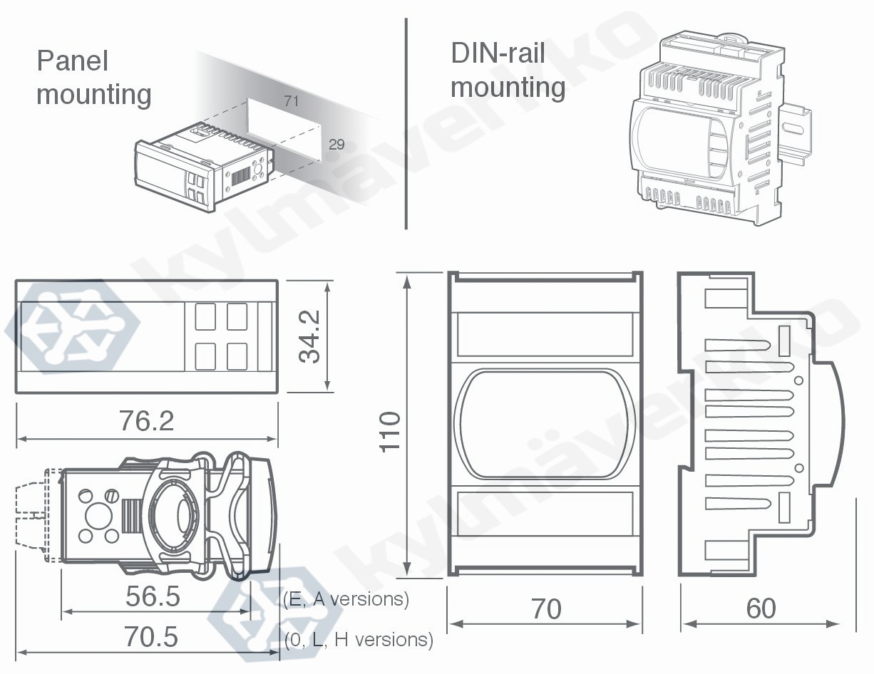 Carel Ir33 Wiring Diagram