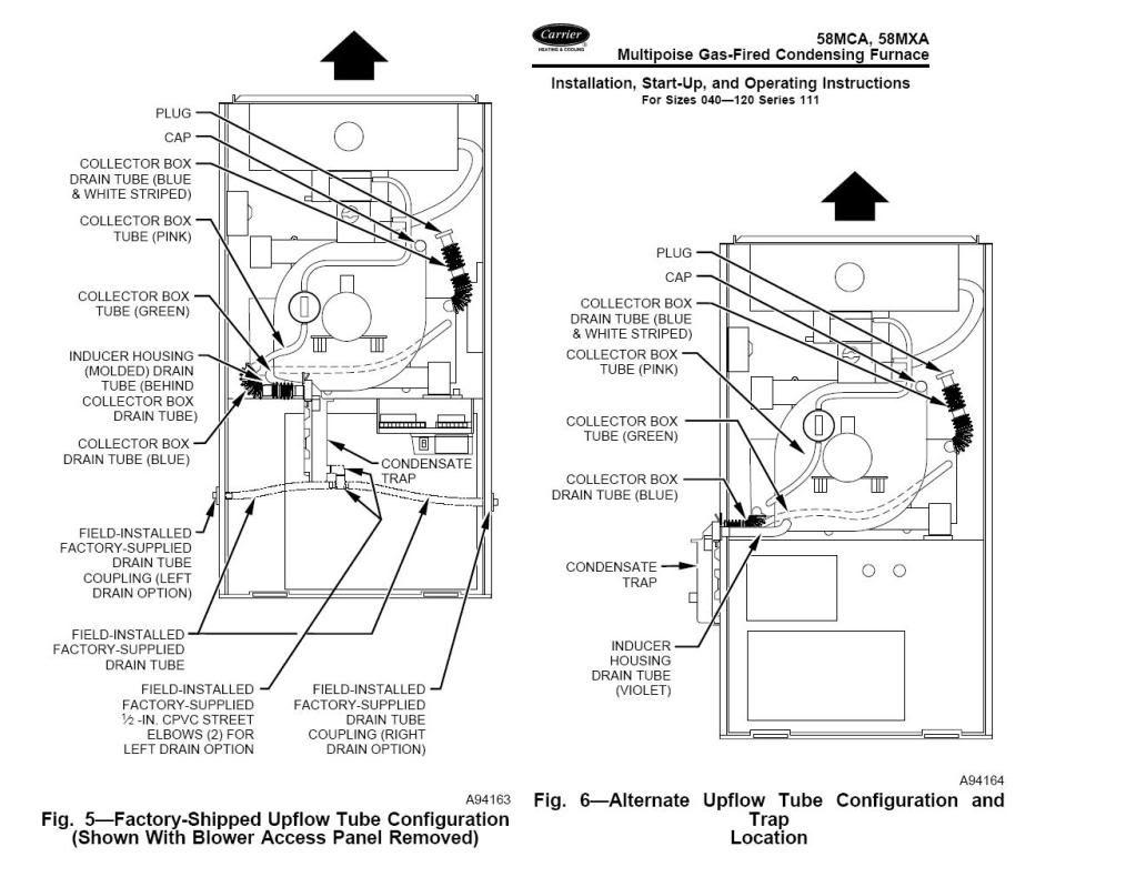 Carrier Weathermaker 8000 Parts Diagram