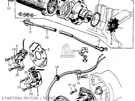 Cb700 Nighthawk Wiring Diagram