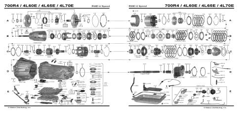 small resolution of chevy 700r4 rebuild diagram simple wiring diagram schema chevy 700r4 transmission wiring diagram 700r4 transmission rebuild diagram