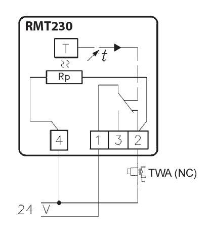 Danfoss Room Stat Wiring Diagram