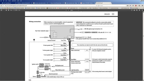 small resolution of kenwood dnx710ex stereo wiring diagram