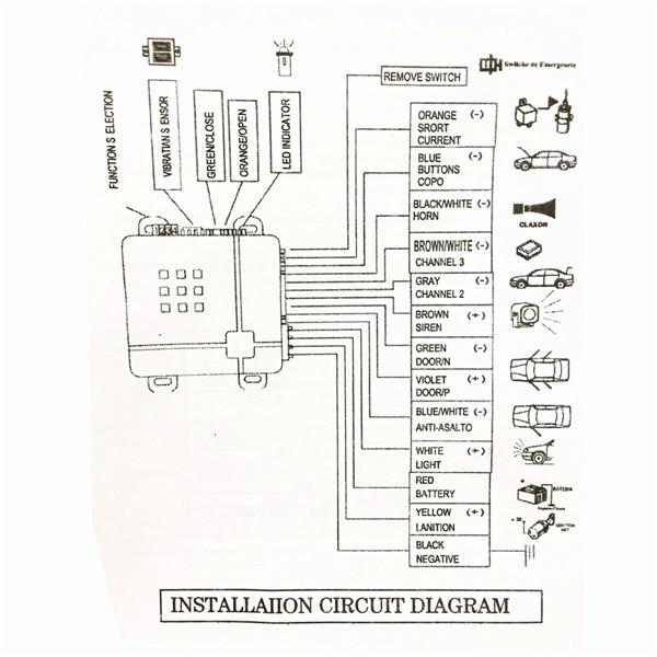 Easyguard Ec003 Wiring Diagram