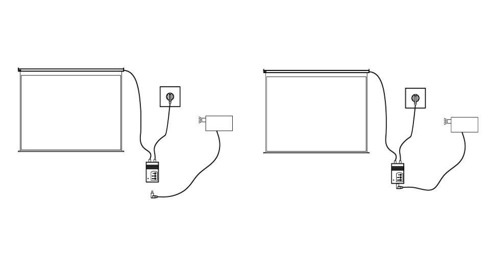 Elitesccreens.com Wiring Diagram 12v Trigger