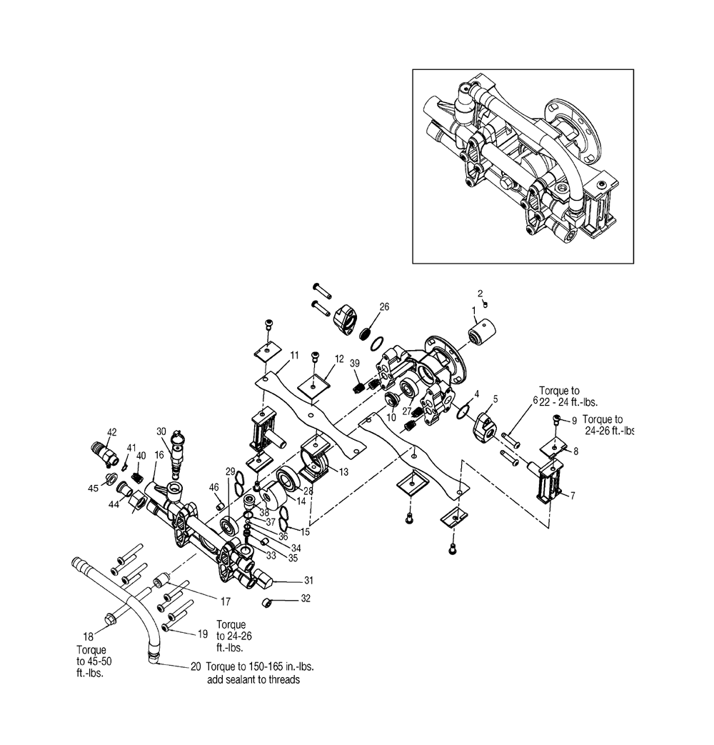 Excell Xr2600 Parts Diagram