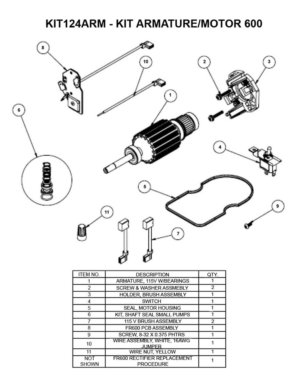 Fill Rite 1200c Wiring Diagram