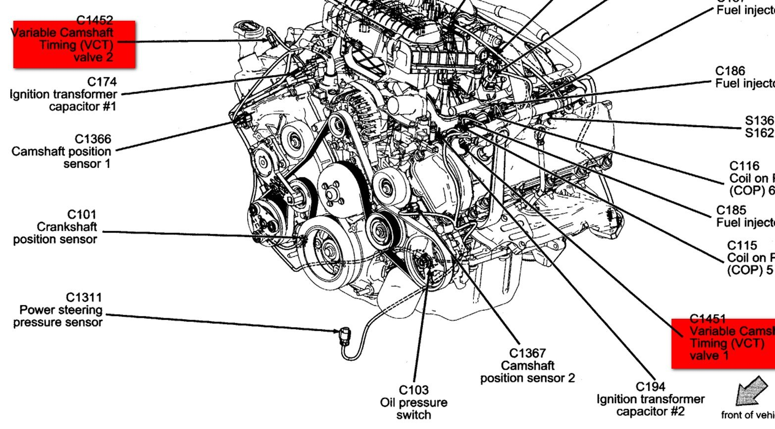 Ford F150 4 6 3v Wiring Diagram