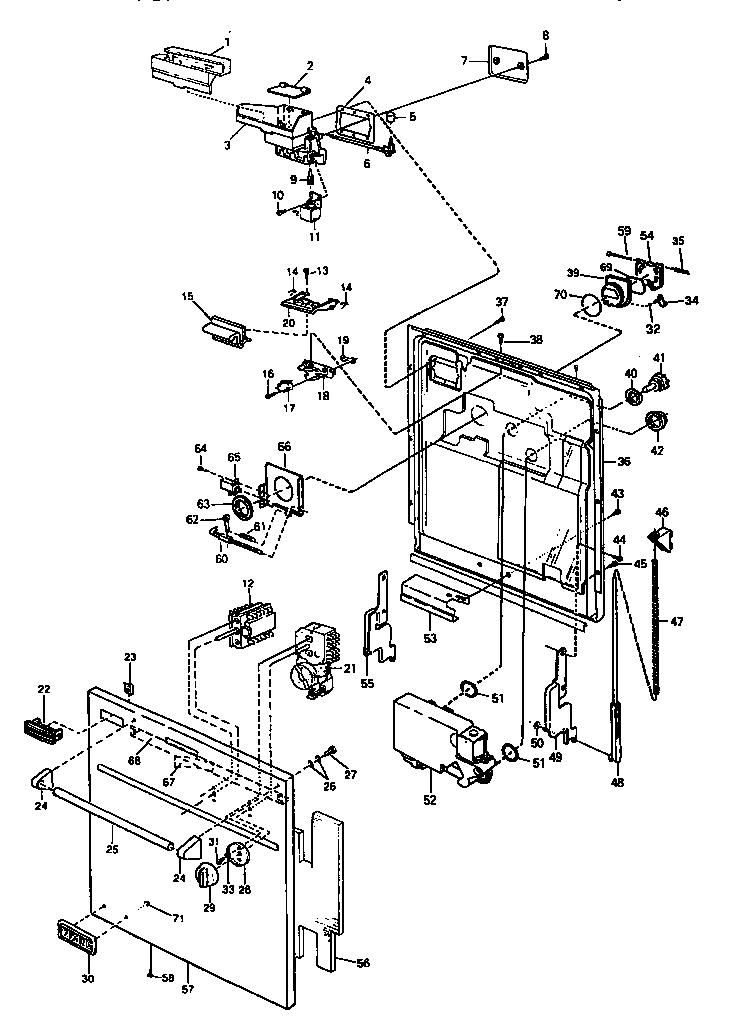 ge range wiring diagrams