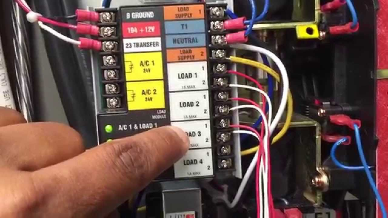 hight resolution of generac transfer switch wiring