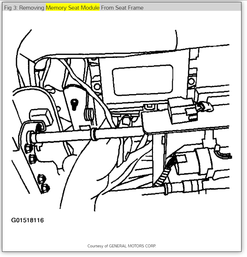 Gm Seat Switch 13104873 Wiring Diagram