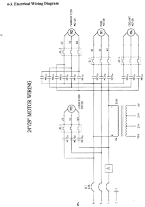 Grizzly 1237g Lathe Wiring Diagram