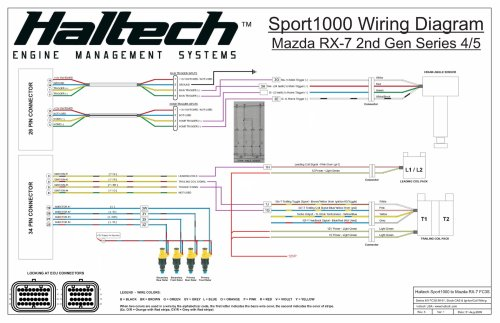 small resolution of haltech wiring system