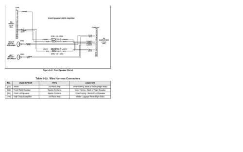 small resolution of harley davidson factory radio wiring diagram