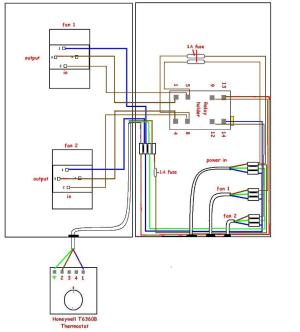Honeywell Th5110d1022 Wiring Diagram