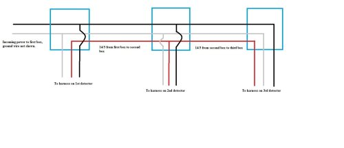small resolution of interconnected smoke alarm wiring diagram