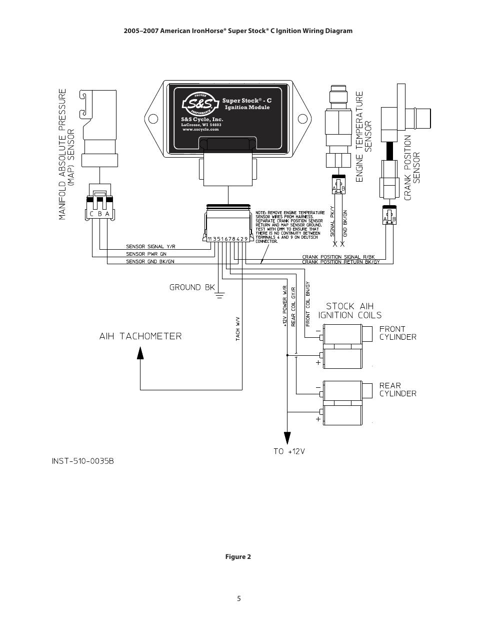 Iztoss Tach Wiring Diagram