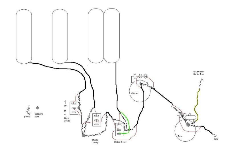 Jackson C80 Cat Pickup Wiring Diagram