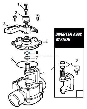 Jandy Valve Diagram