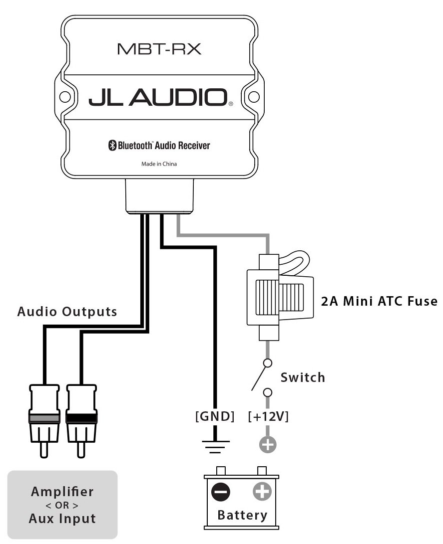 Jl Audio Cleansweep Wiring Diagram