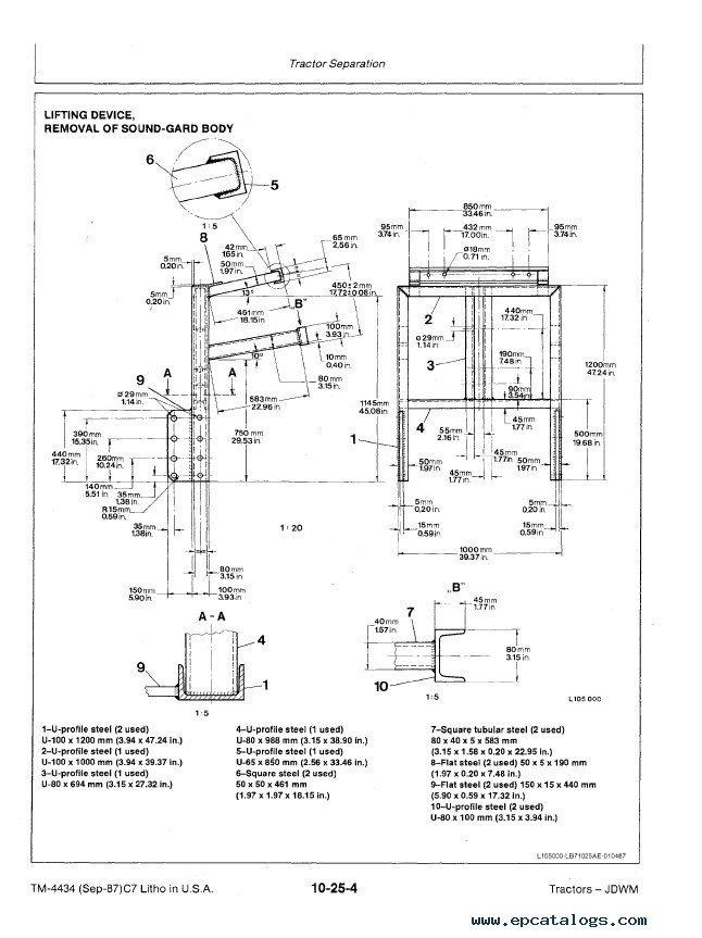 John Deere 2155 Wiring Diagram