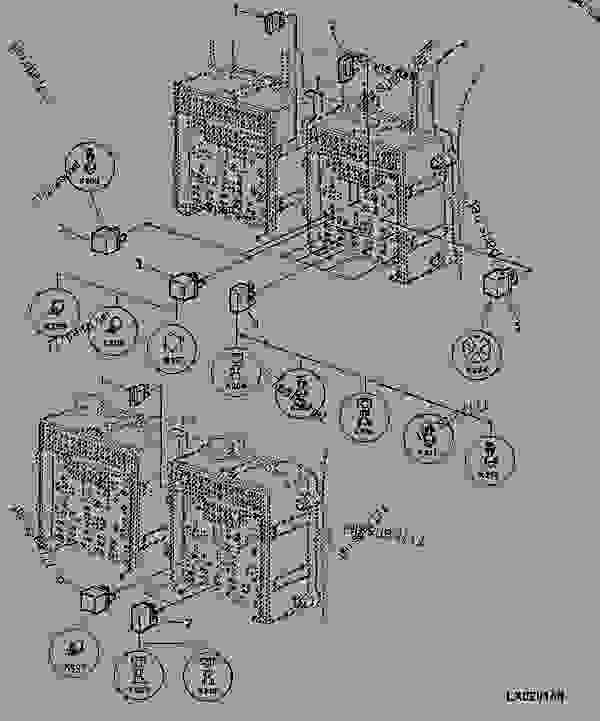 John Deere 6300 Wiring Diagram