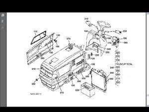 Kubota L3410 Wiring Diagram