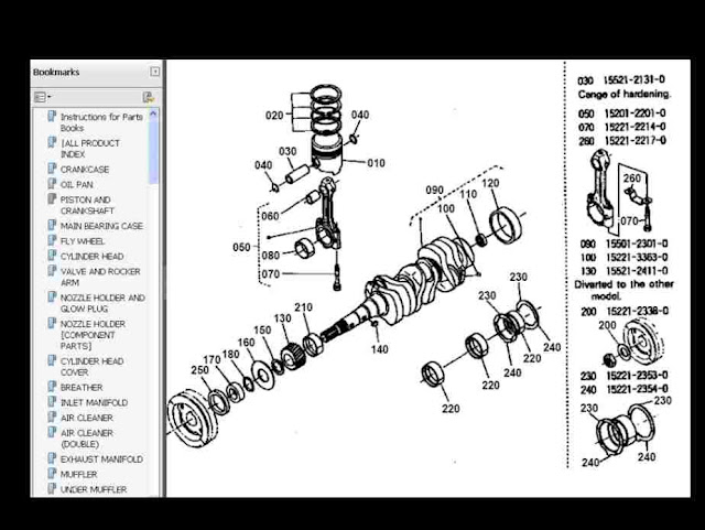 Kubota Rtv 900 Rear Axle Diagram