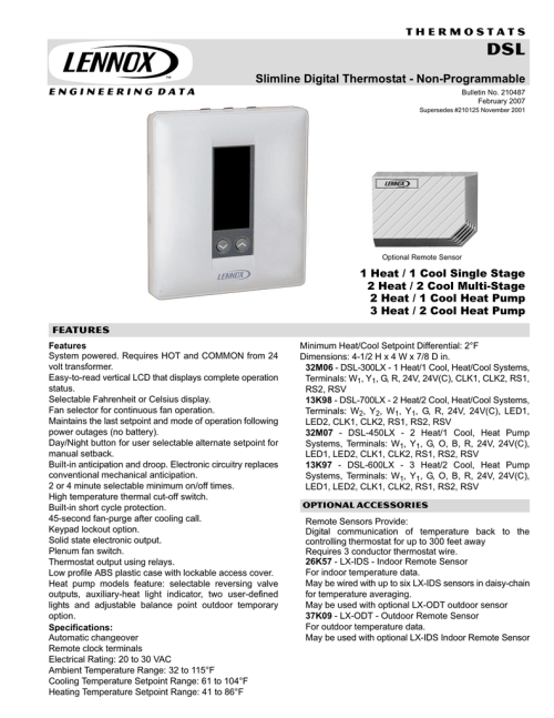 small resolution of lennox heat pump thermostat wiring diagram