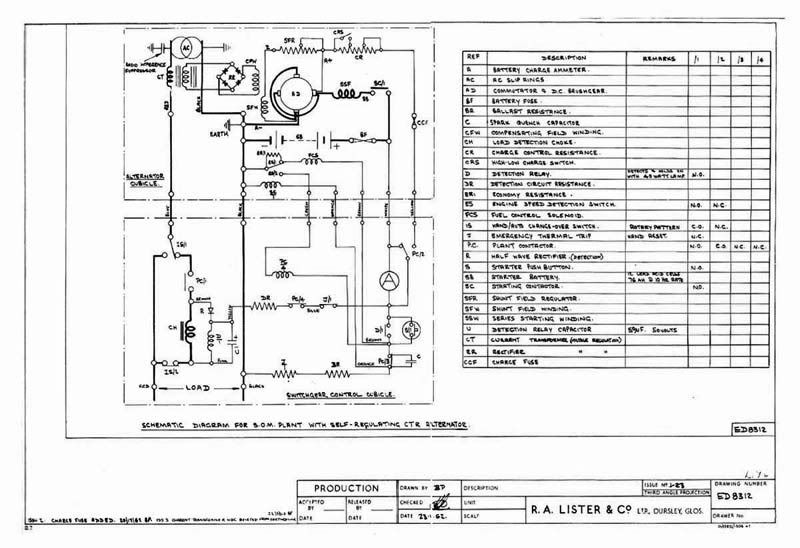 Lister Startomatic Wiring Diagram