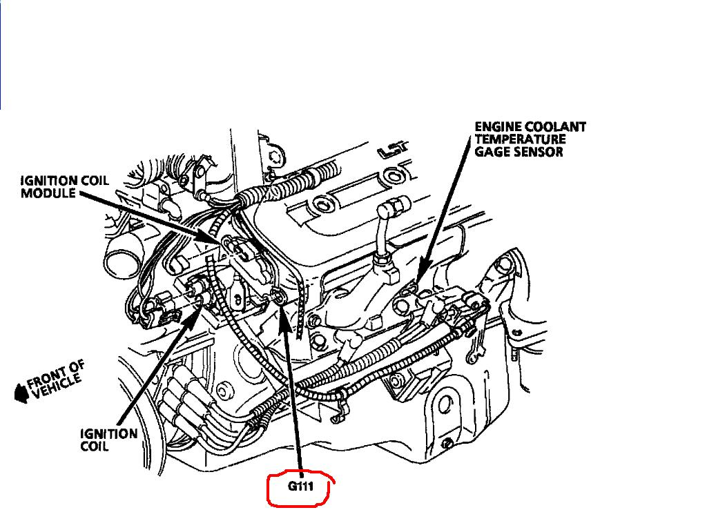 Lt1 Spark Plug Wire Diagram