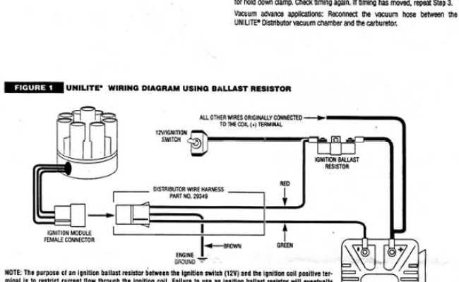 How To Remove And Install A Distributor Replacing The Hei Distributor With  A Mallory Unilite | Dubai KhalifaDubai Khalifa