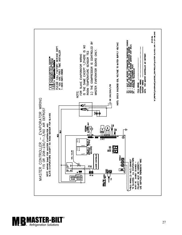 Master Bilt Blg-74hd Wiring Diagram