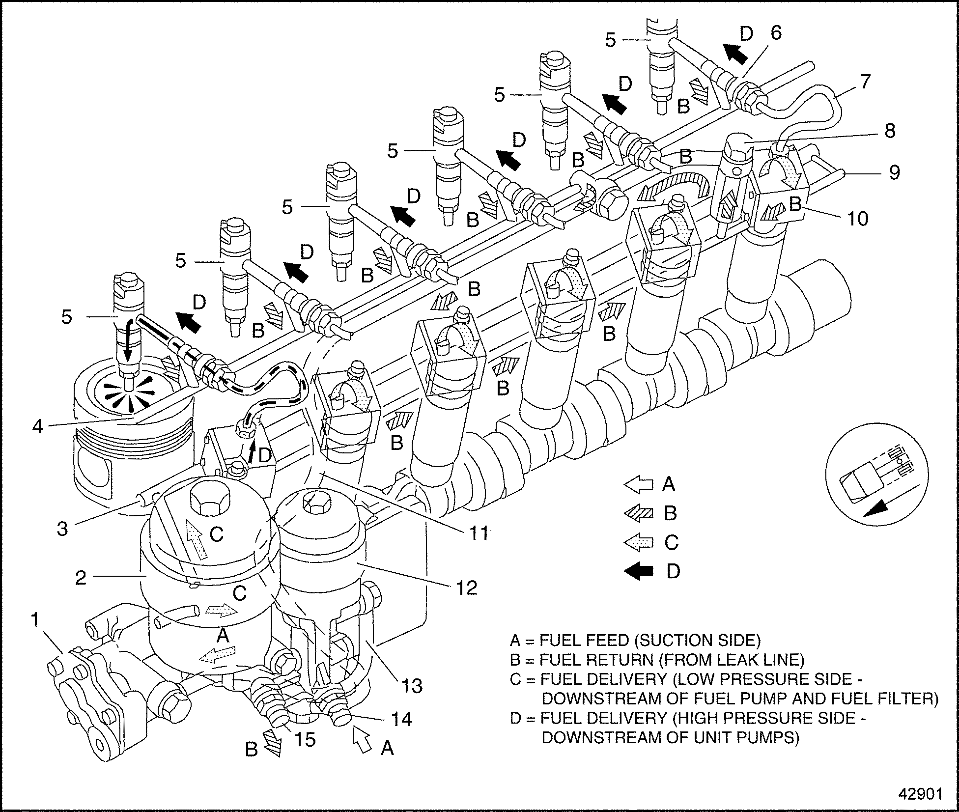 Mbe 4000 Engine Diagram