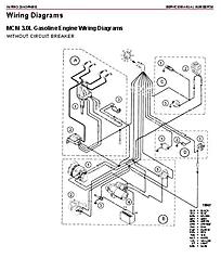 Mercruiser 5.0 Wiring Diagram