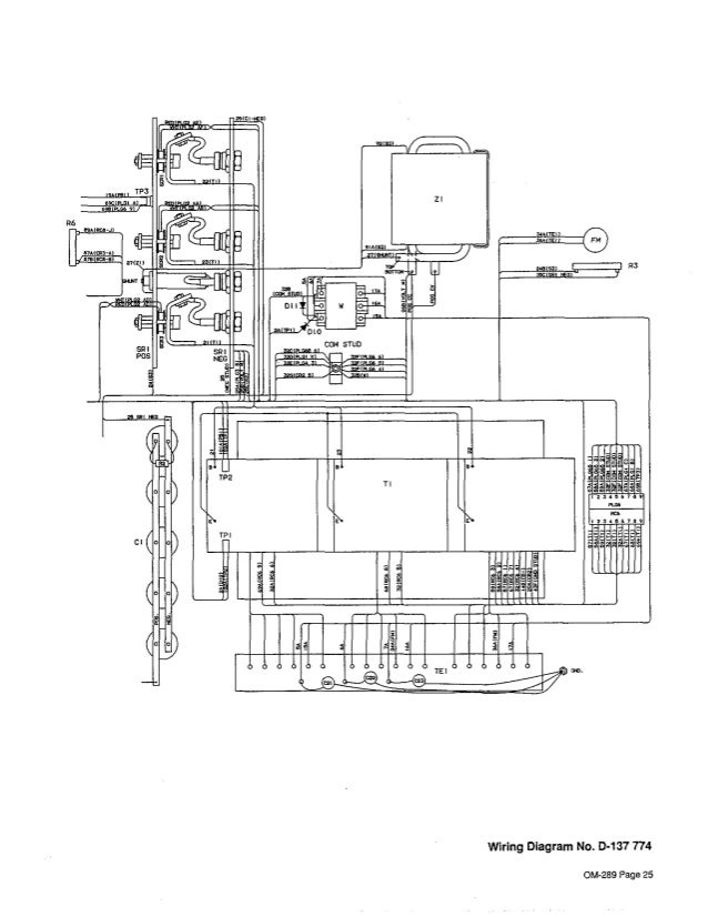Millermatic 200 Wiring Diagram