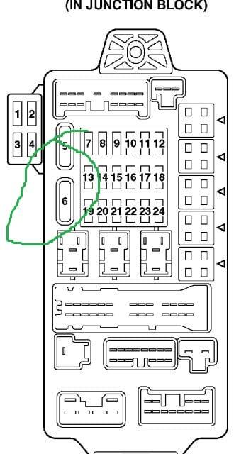 Mitubishi My-glo9na Wiring Diagram