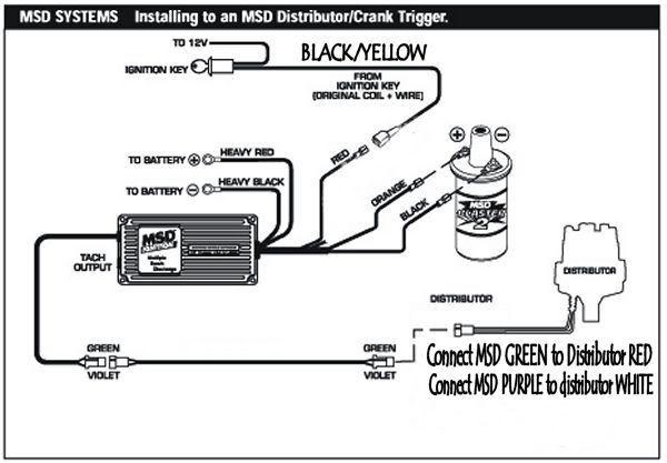 Msd 8680 Wiring Diagram