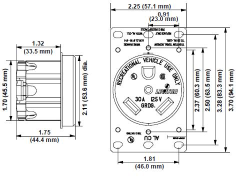 Nema Tt-30r Wiring Diagram