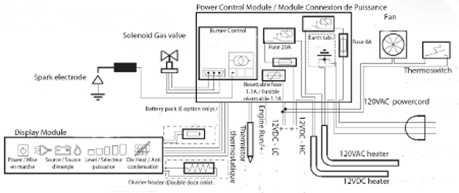 Norcold 1200 Wiring Diagram