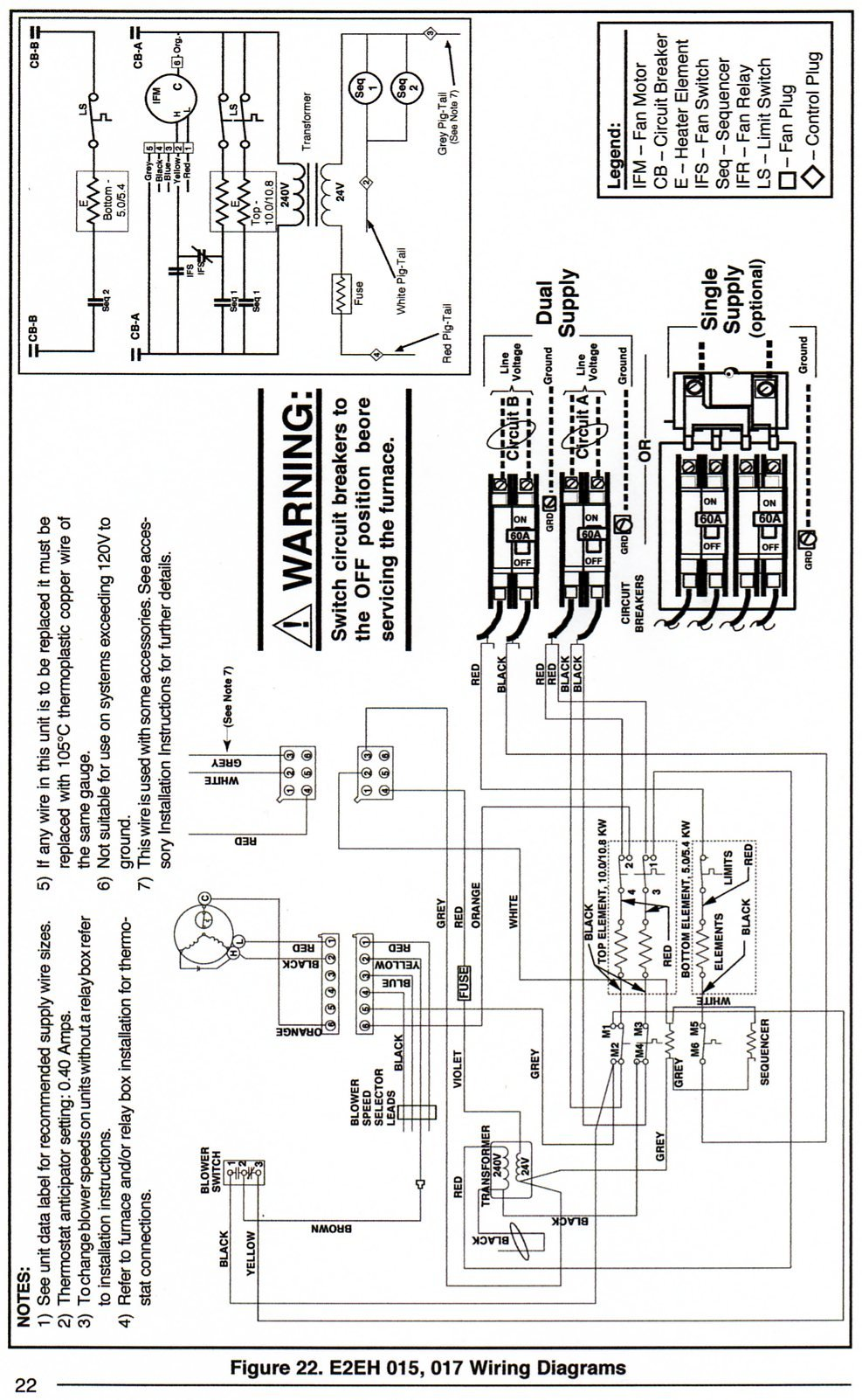 medium resolution of basic wiring for ga furnace