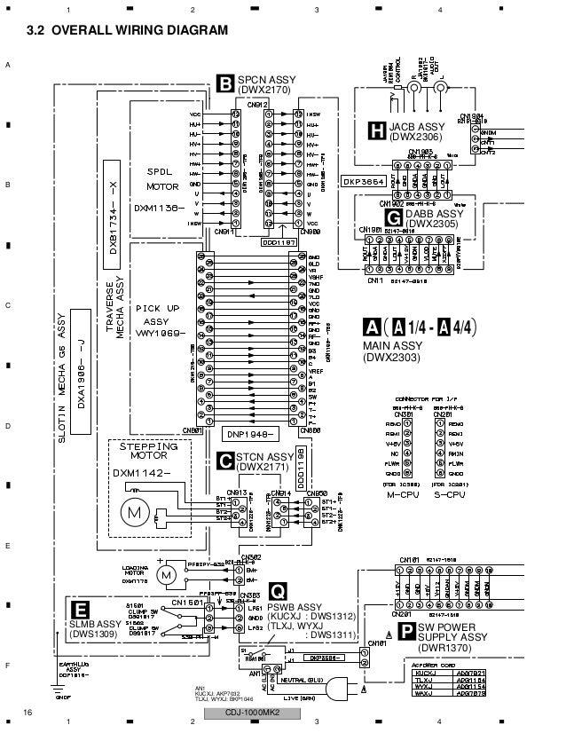 Pioneer Deh P6200bt Wiring Diagram