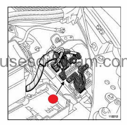Renault Clio Cigarette Lighter Wiring Diagram