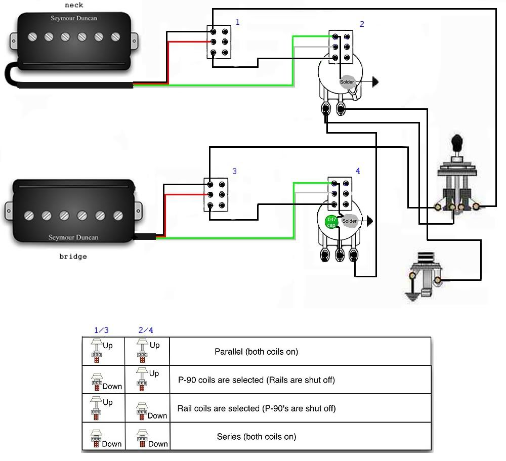 hight resolution of dimarzio pickup wiring diagram to duncan
