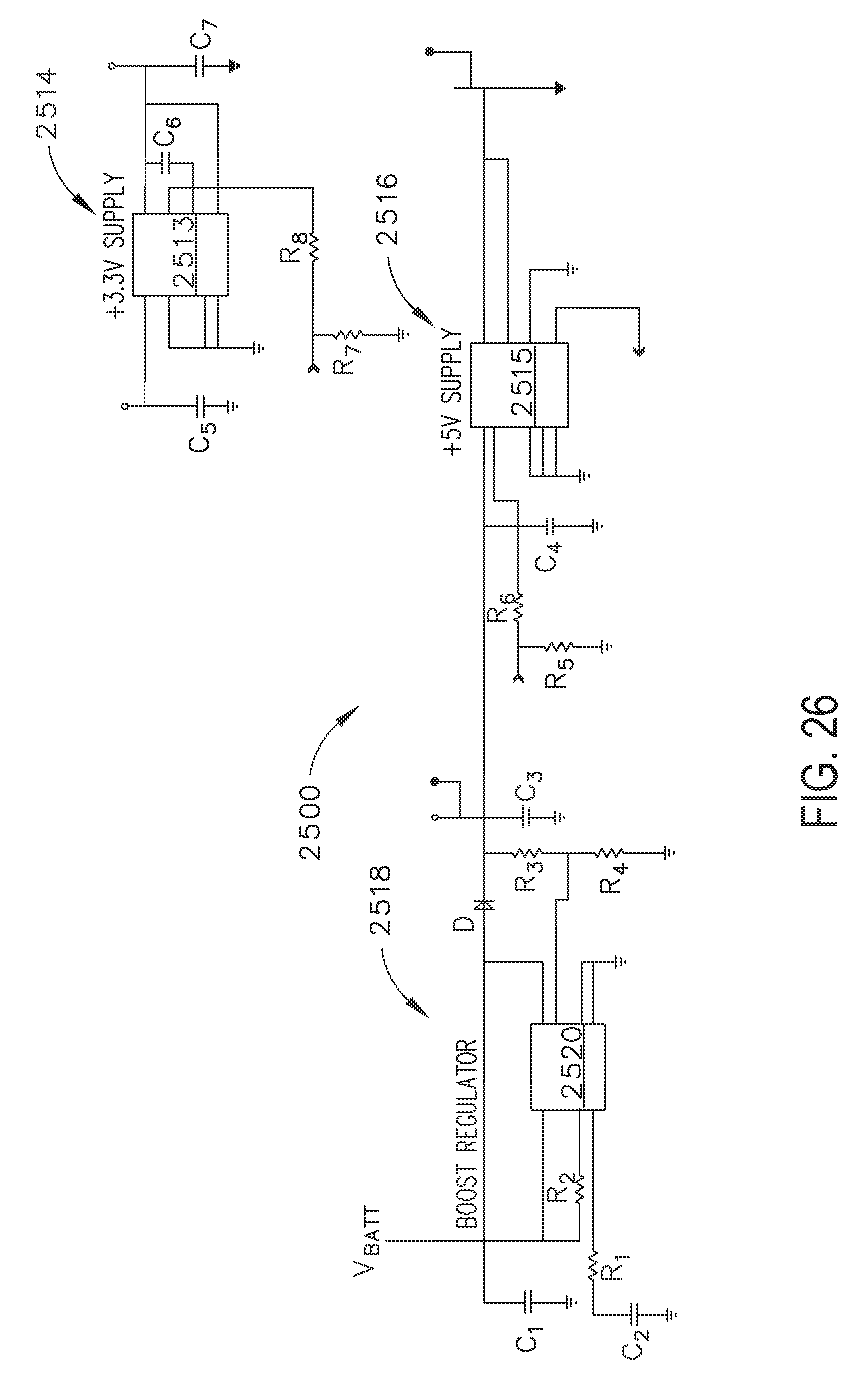 Sonomed A-2500 Foot Switch Wiring Diagram