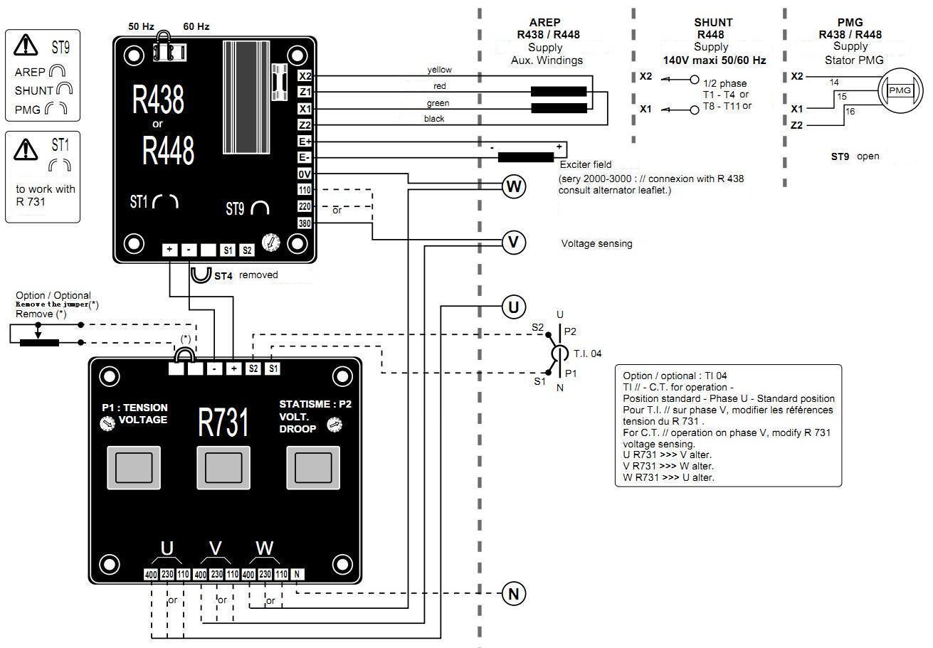 stamford generator wiring diagram pdf  wiring diagram