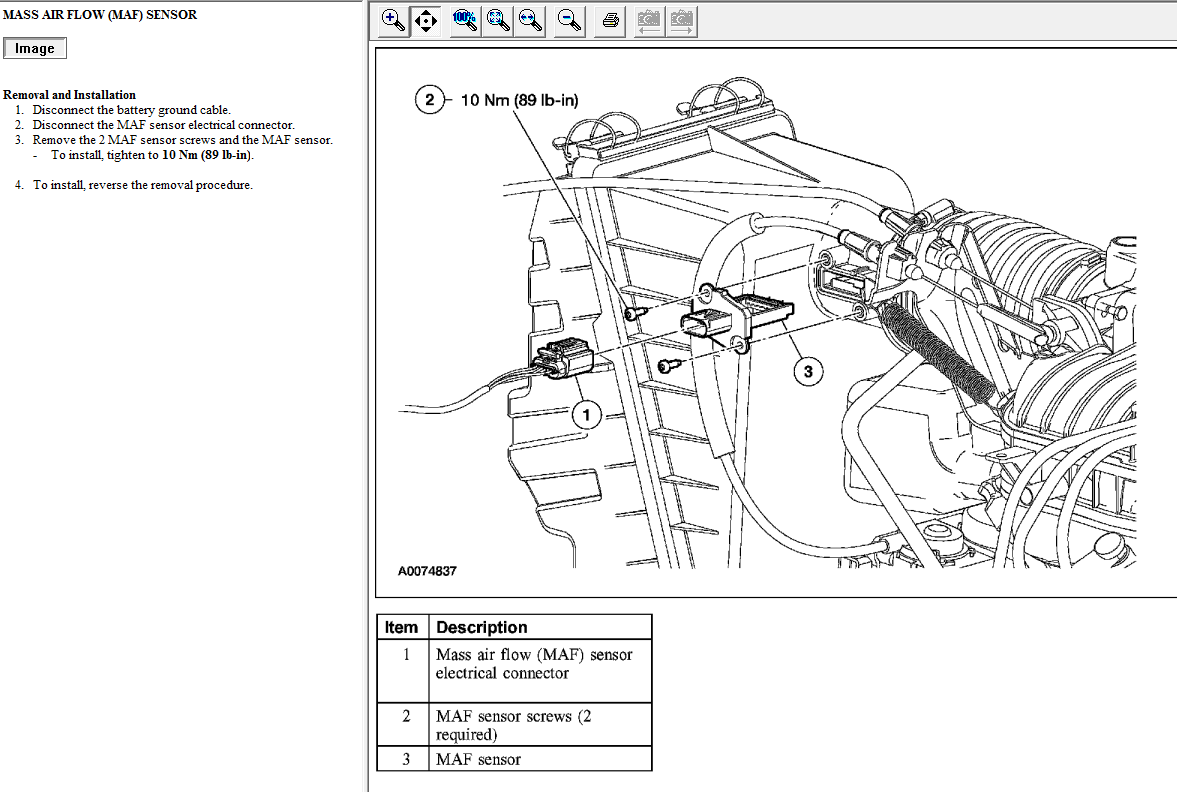 Throttle Position Wiring Diagram 2004 Ford Mustang 3.9