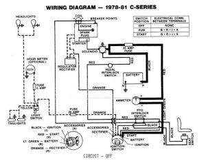 Toro Wheel Horse 312 Wiring Diagram   WIRING DIAGRAM TUTORIAL