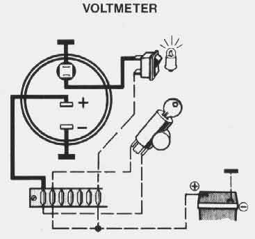 Vdo Voltmeter Wiring Diagram
