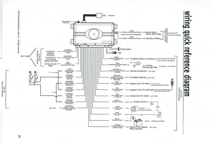 Viper 3305v Wiring Diagram