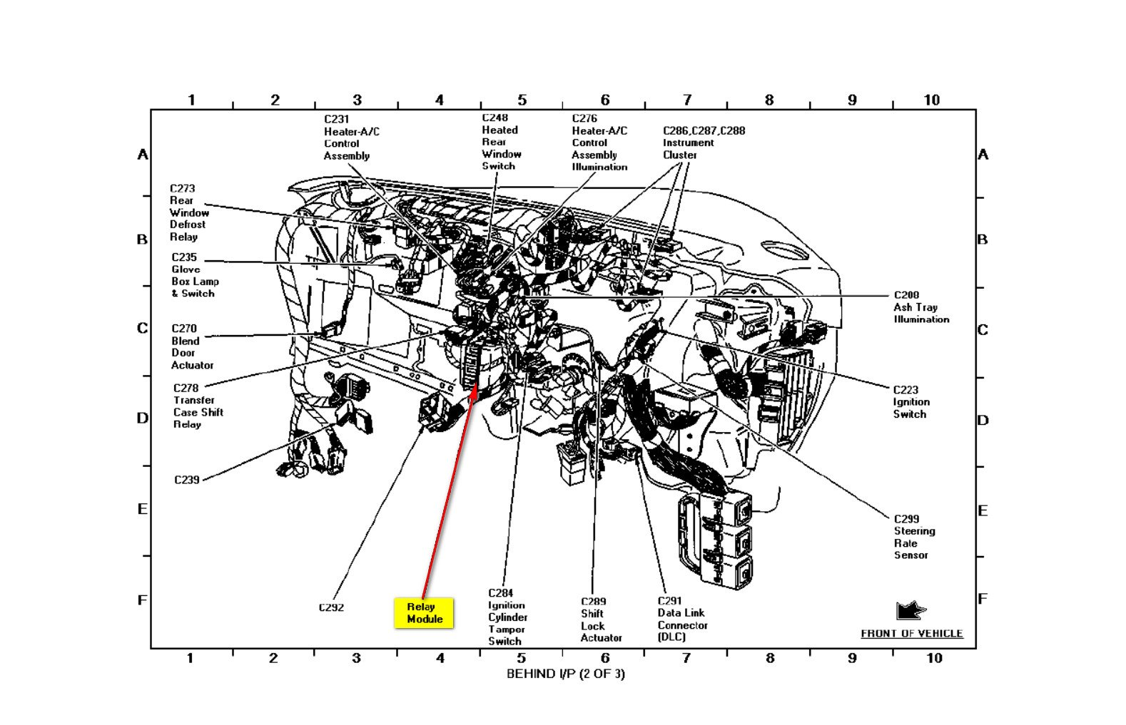 Visonik V4208 Wiring Diagram